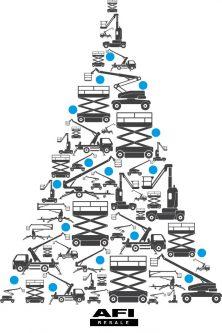 AFI Resale Christmas tree
