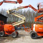 JLG 450AJ – Diesel boom – 2006 - £11,052